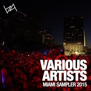 Miami Sampler Albumcover