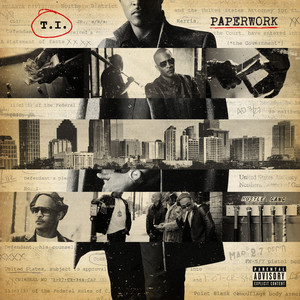 Paperwork (Deluxe Explicit) Albumcover