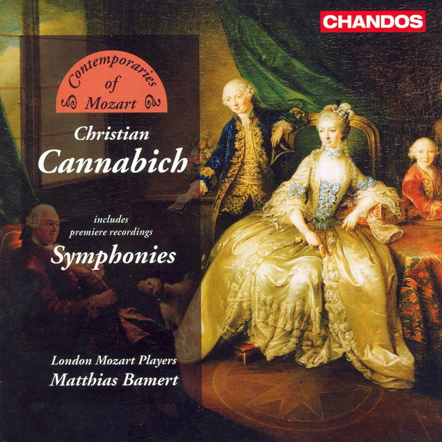 Cannabich: Symphonies Nos. 22 and 57 / Symphonies in G Major / A Major / D Major
