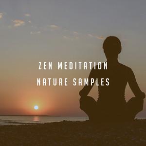 Zen Meditation Nature Samples Albümü