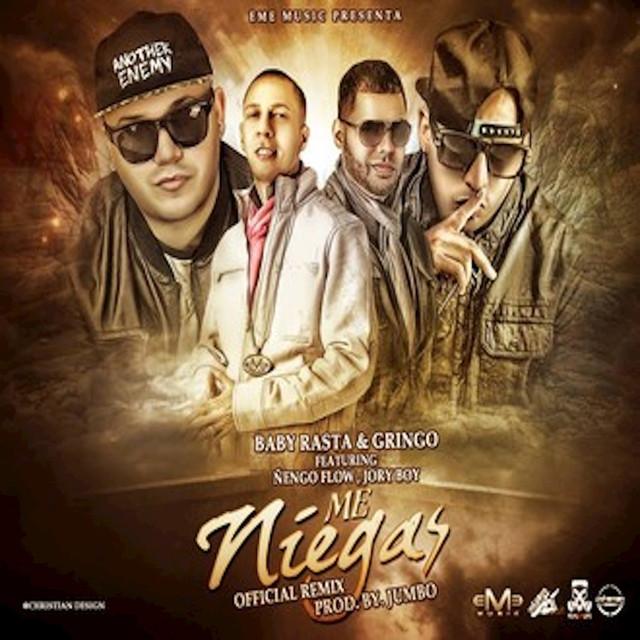 Me Niegas Remix