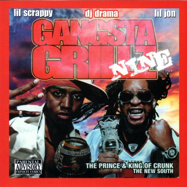 Gangsta Grillz 9