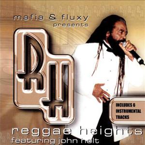 Mafia & Fluxy Presents Reggae Heights album
