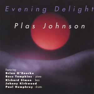 Plas Johnson I'm Thru With Love cover