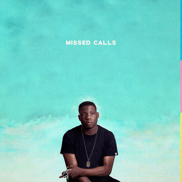 Album cover for Missed Calls by Tunji Ige