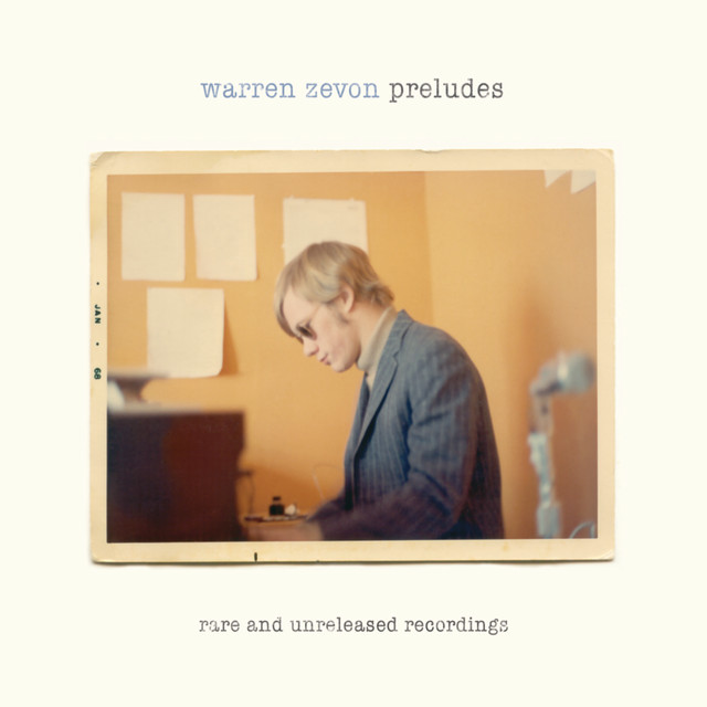 Preludes: Rare and Unreleased Recordings