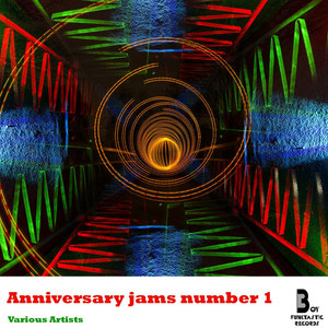 Anniversary Jams Number 1 Albumcover