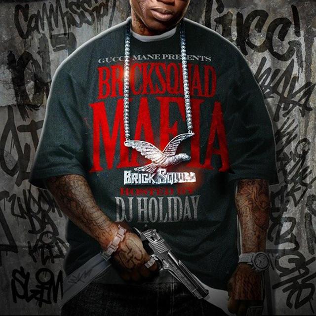 Brick Squad Mafia Albumcover
