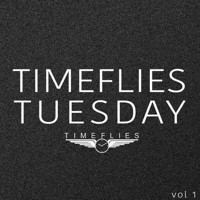 Album cover for Timeflies Tuesday, Vol. 1 by Timeflies
