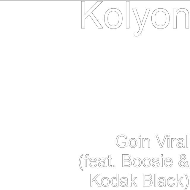 Goin' Viral (feat. Boosie & Kodak Black)