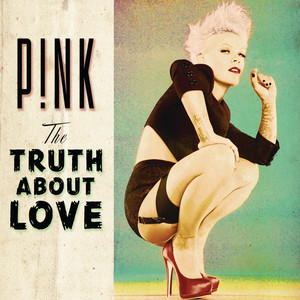 The Truth About Love Albumcover