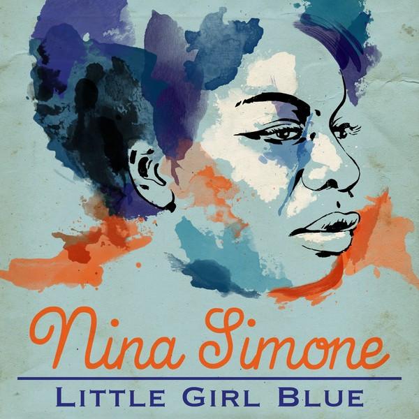 Little Girl Blue - The Greatest Hits Albumcover