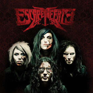 Escape The Fate (Deluxe Version) Albumcover