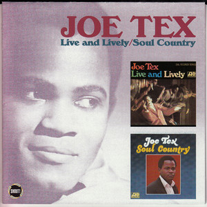 Live and Lively / Soul Country album