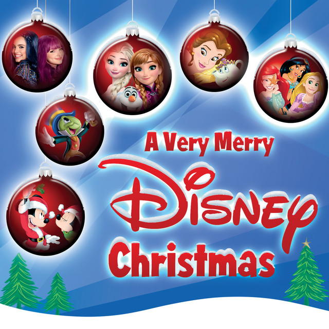 A Very Merry Disney Christmas by Various Artists on Spotify