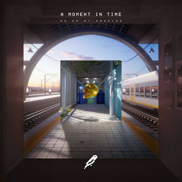 Album cover for A Moment In Time by DROELOE
