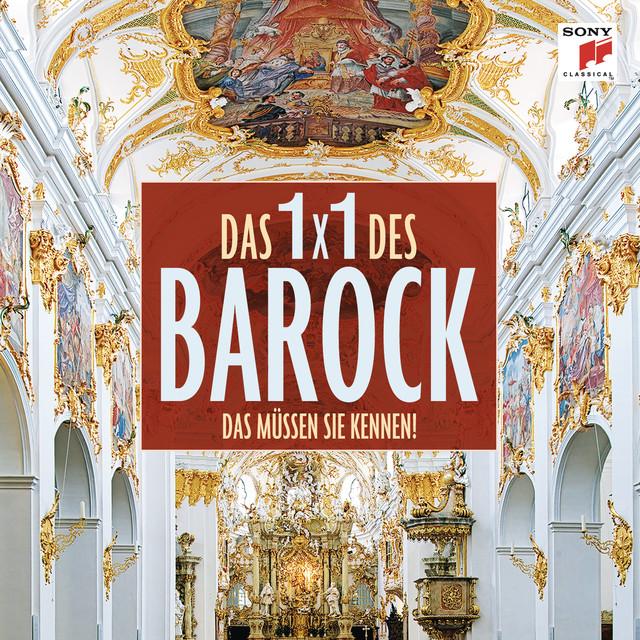 1x1 des Barock Albumcover