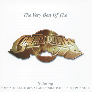 The Very Best of the Commodores album