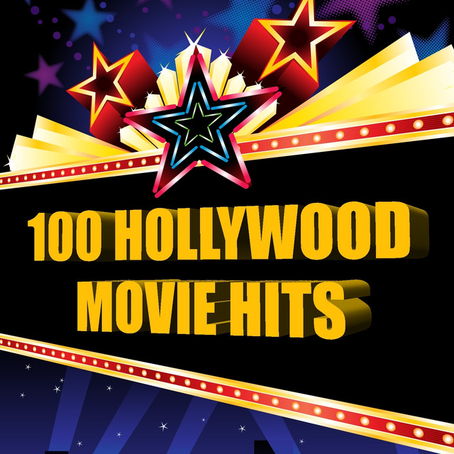 100 Hollywood Movie Hits Albumcover