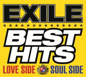 EXILE BEST HITS -LOVE SIDE / SOUL SIDE- album