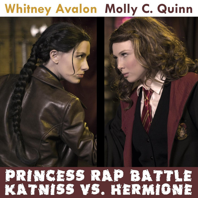 whitney avalon princess rap battle