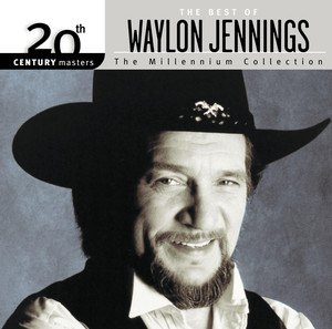 Waylon Jennings Never Could Toe the Mark cover