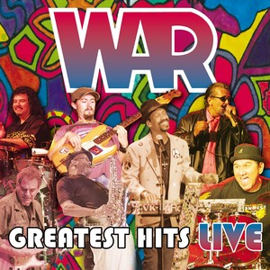 Album cover for Greatest Hits by War