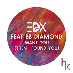 Copertina di EDX - Want You (Then I Found You) - Vocal Edit