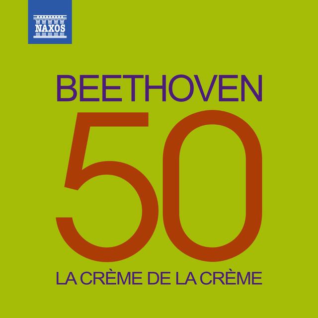 La crème de la crème: Beethoven Albumcover