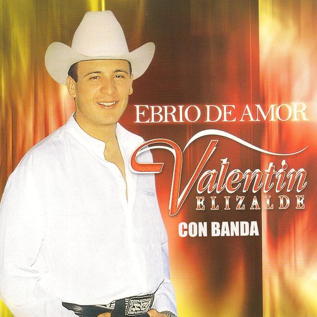 Ebrio de Amor Albumcover
