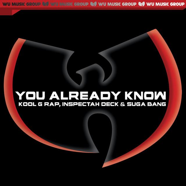 RZA You Already Know - Single album cover