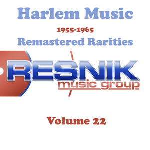 Harlem Music 1955-1965 Remastered Rarities Vol. 22 album