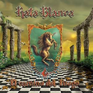 El Camino del Fuego Albumcover
