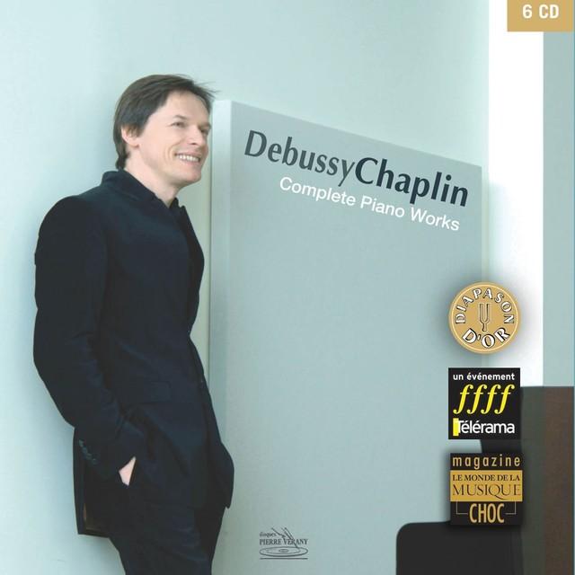 L'intégrale de Debussy par Francois Chaplin Albumcover