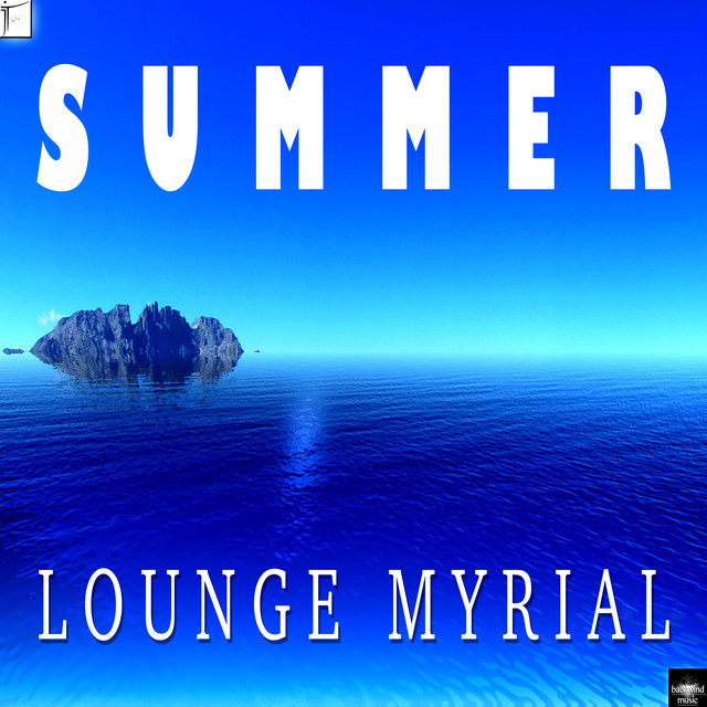 Album cover for Summer by Lounge Myrial