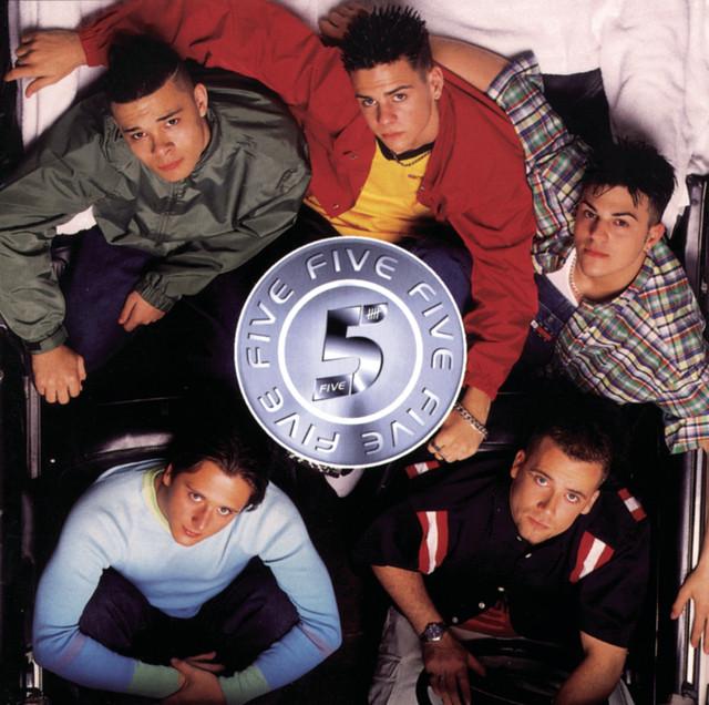 Five 5ive album cover