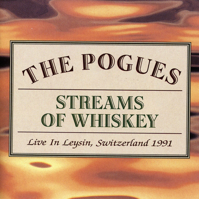 Streams of Whiskey - Live In Leysin, Switzerland 1991