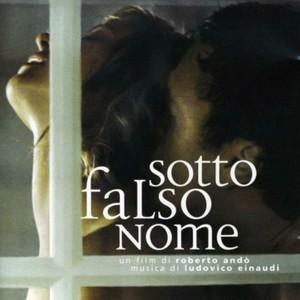 Banda sonora: Sotto falso nome Albumcover