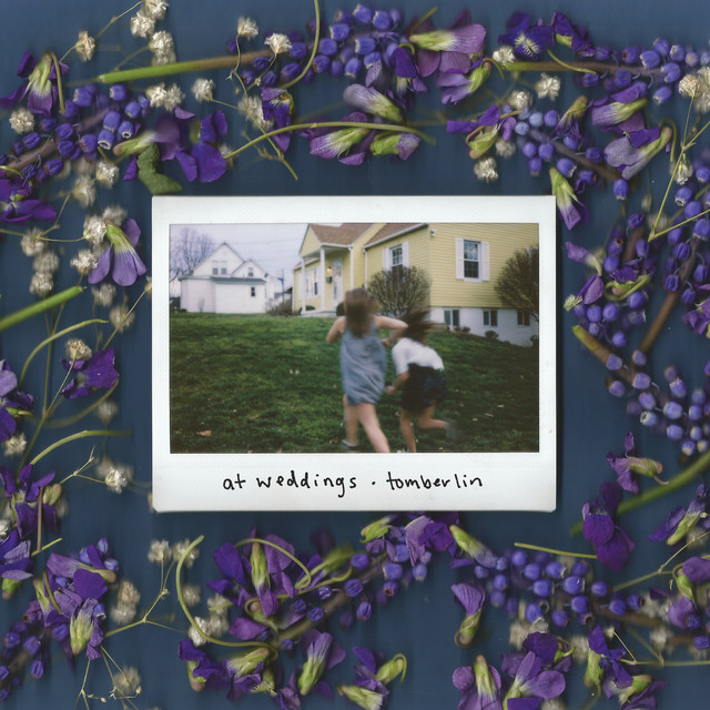 Album cover for At Weddings by Tomberlin