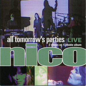 Nico All Tomorrows Parties cover