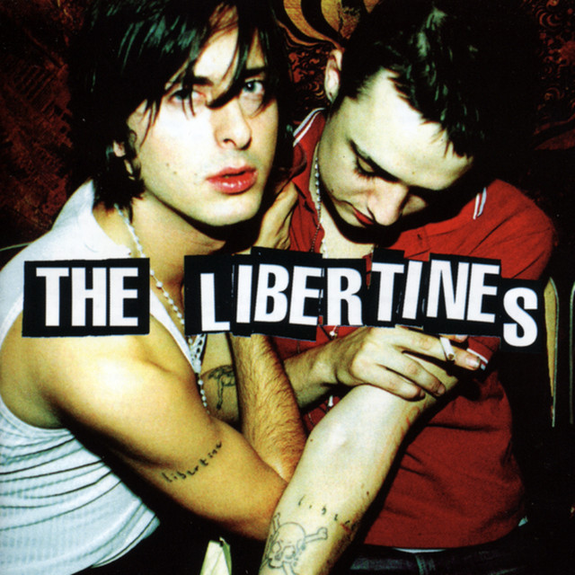 Album cover for The Libertines by The Libertines