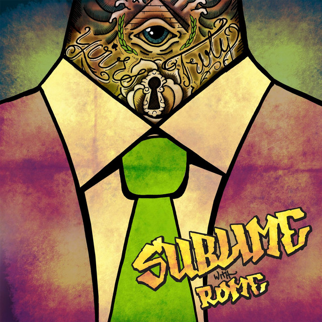 Sublime with Rome Yours Truly album cover