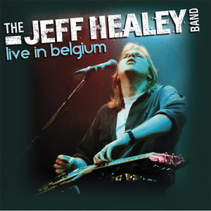 Jeff Healey Confidence Man - Live cover