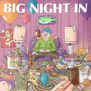 Album cover for Super Dualism by Big Night In