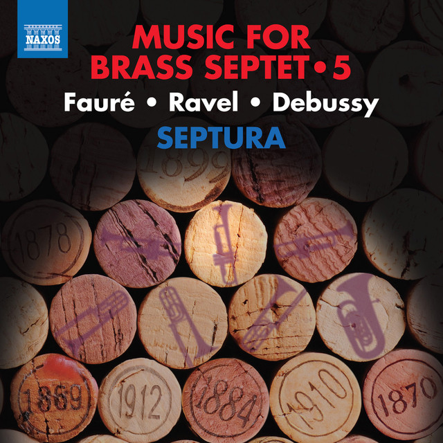 Music for Brass Septet, Vol. 5