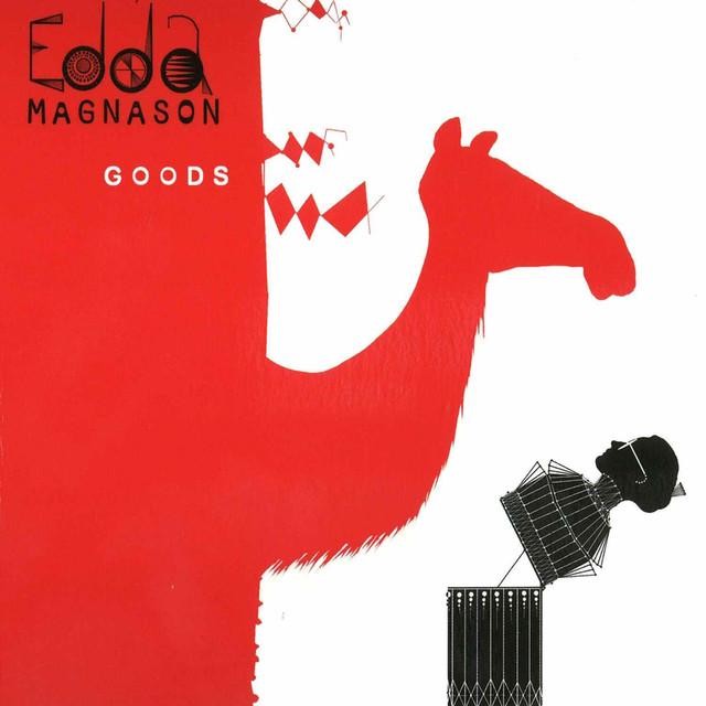 Skivomslag för Edda Magnason: Goods