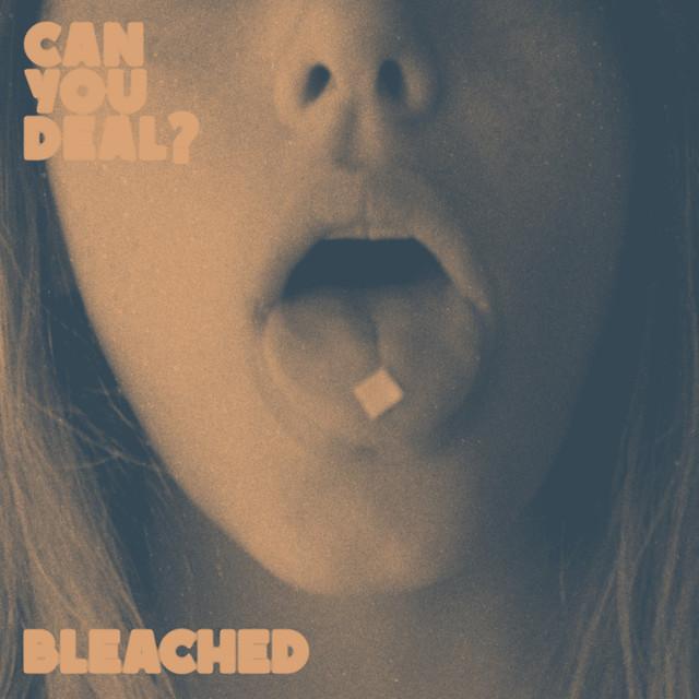 Skivomslag för Bleached: Can You Deal?