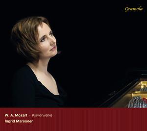 Mozart: Klavierwerke Albümü