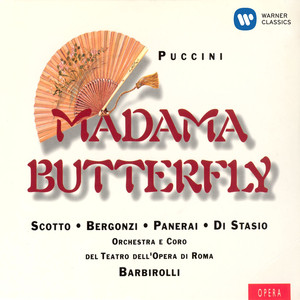 Puccini - Madama Butterfly Albümü