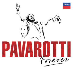 Ernesto de Curtis, Luciano Pavarotti, National Philharmonic Orchestra, Giancarlo Chiaramello Torna a Surriento cover